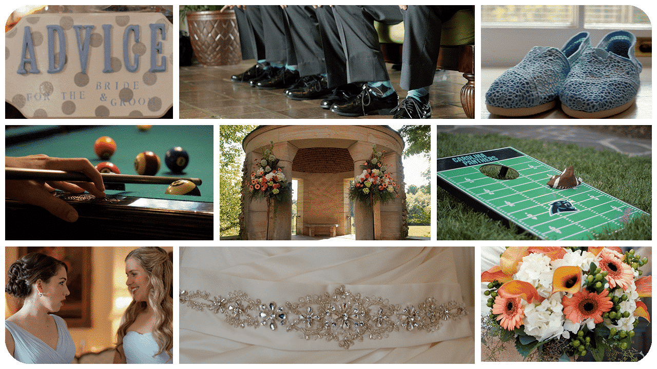Winston-Salem Wedding Video