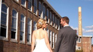 Revolution Mill Wedding