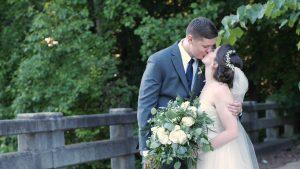 Winmock Bride and Groom