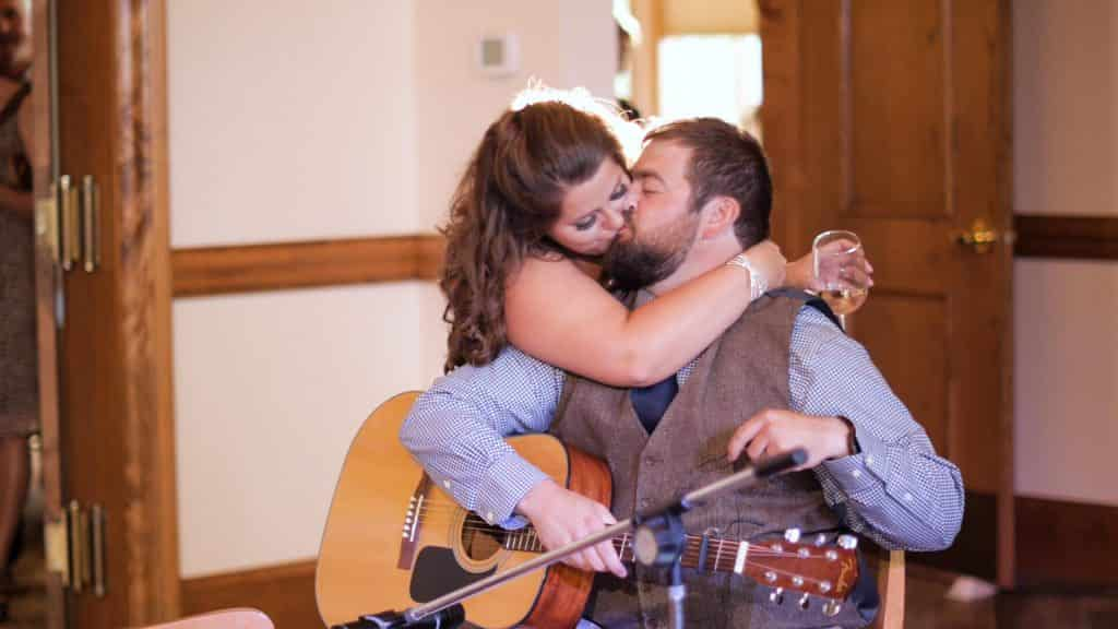 Grooms Song for Bride
