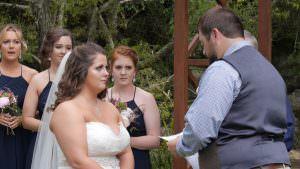 Handwritten Wedding Vows Madi