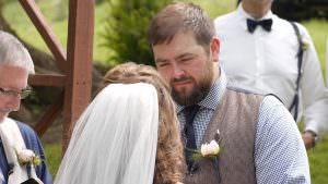 Handwritten Wedding Vows Preston