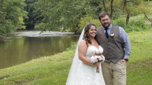 Jefferson Landing Bride and Groom Married
