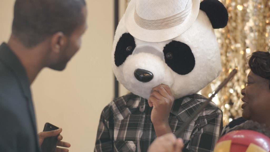 Photo Booth Panda