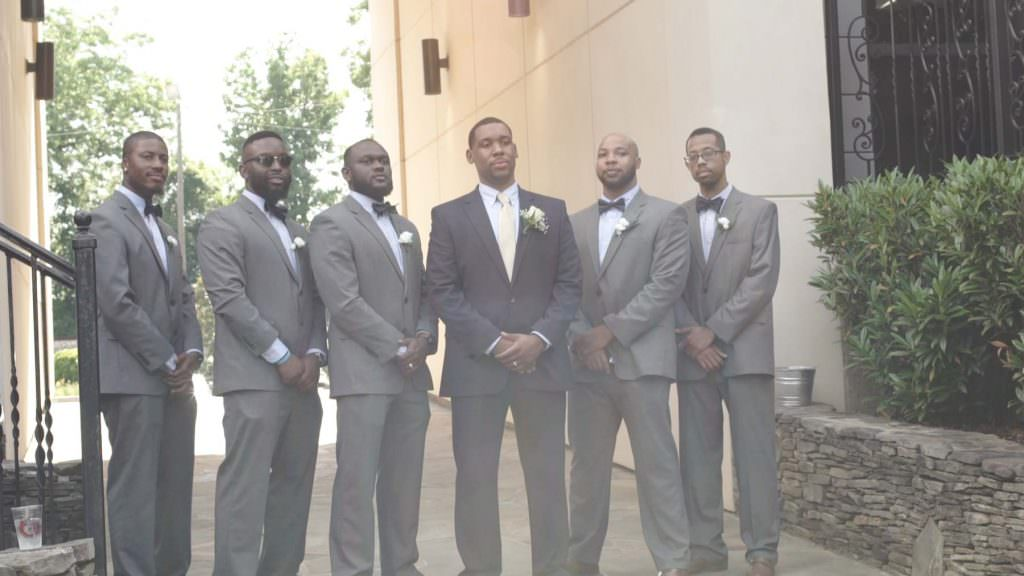 Revolution Mill Groomsmen