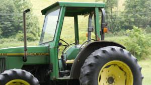 Tractor Farm Jefferson NC