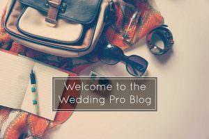 Wedding Pro Blog