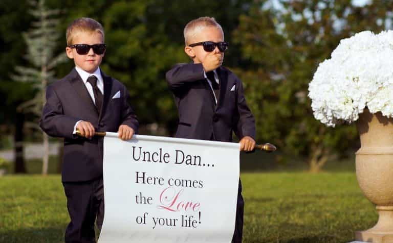 Kids at your Wedding? Quick Tips to Ensure Children Play Nice