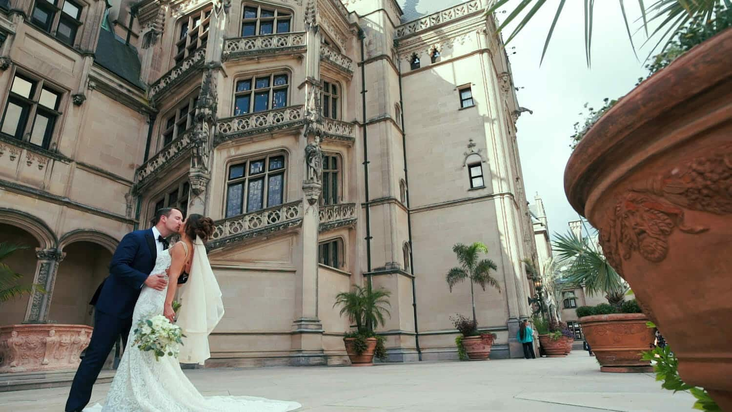 Biltmore Estate Wedding In Asheville Nc