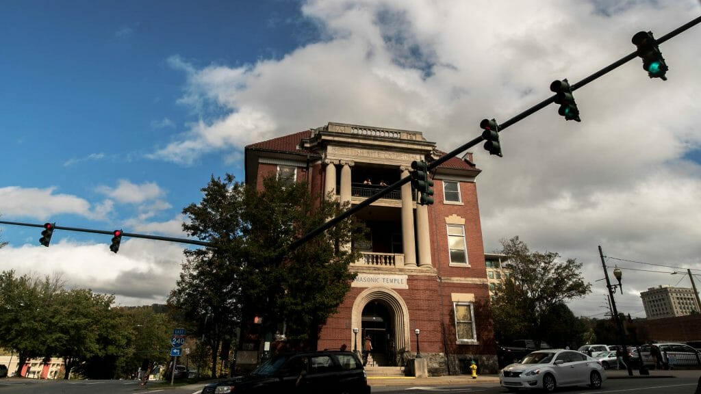 Asheville Masonic Temple