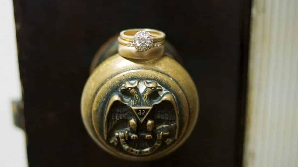 Asheville Masonic Temple Rings