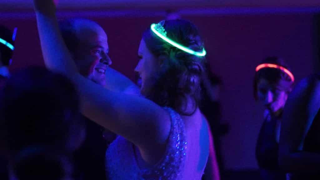 Bride Groom Glowsticks