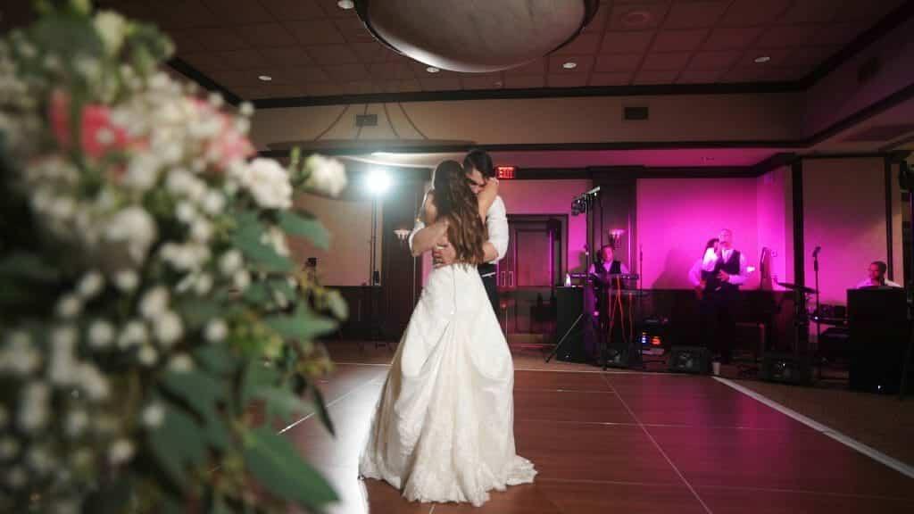 Bride Groom Last Dance