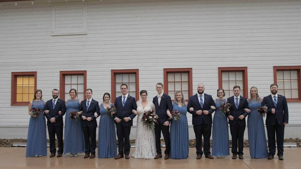 Winmock Bridal Party