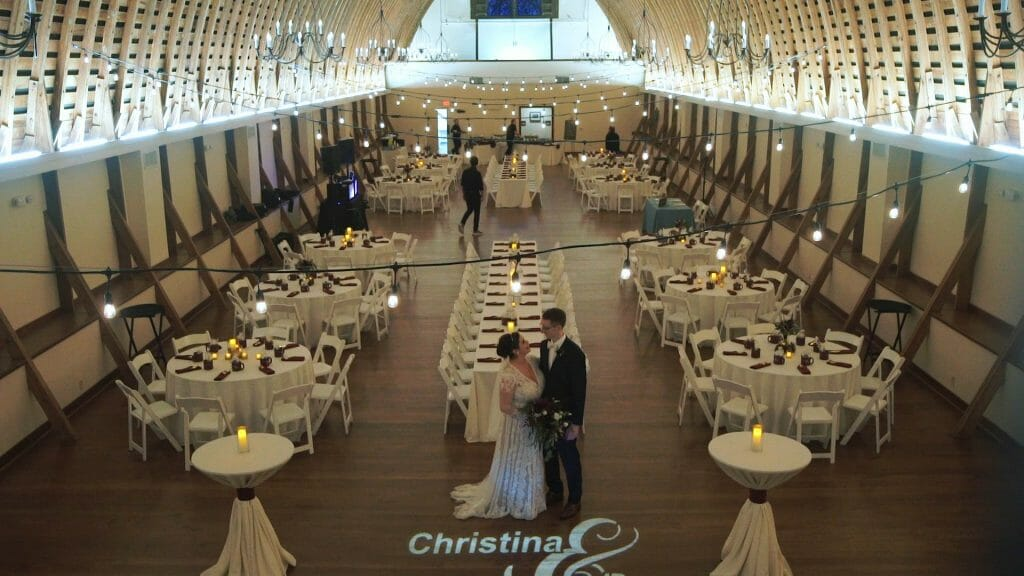 Winmock Wedding Reception
