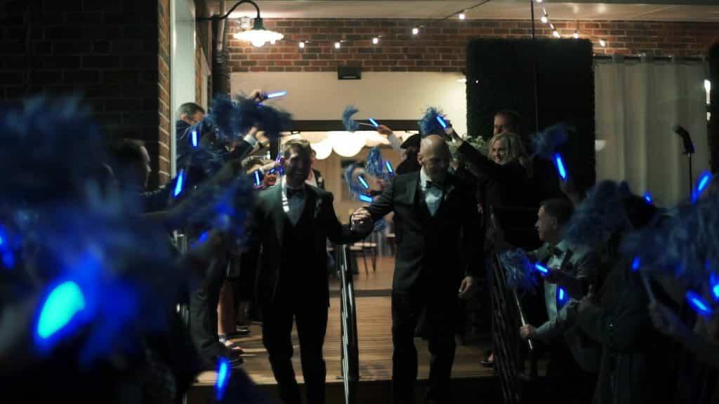 Gay Wedding Glow Sticks