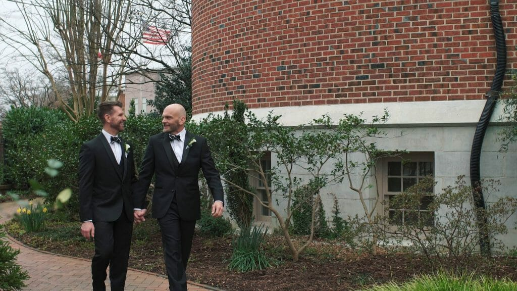 Gay Wedding Raleigh NC
