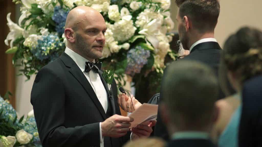 Gay Wedding Vows