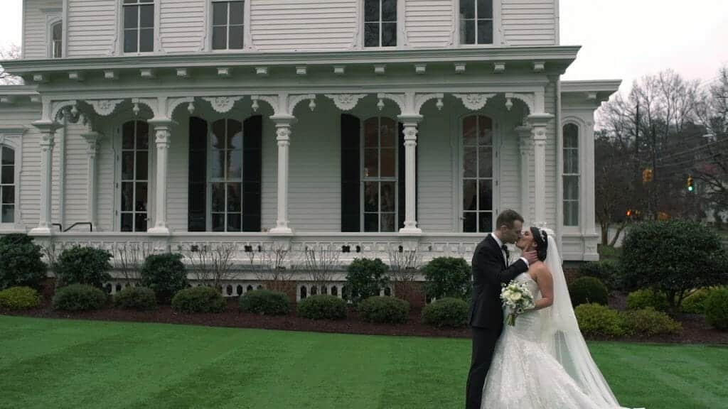 Merrimon-Wynne House Wedding