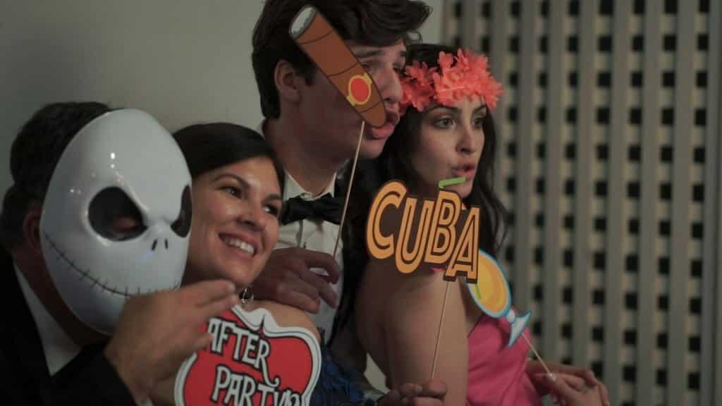 Photo Booth Cuba