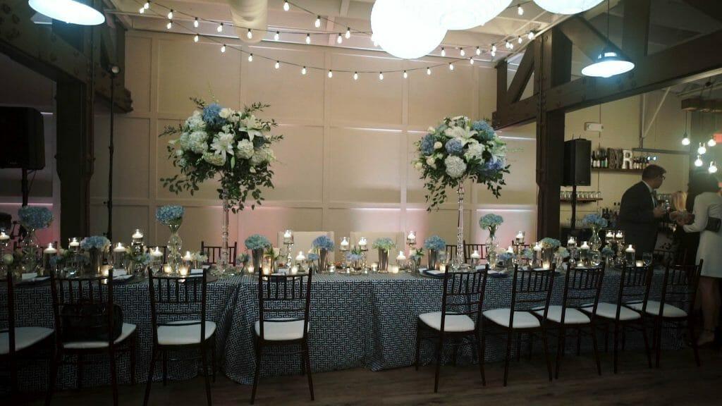 Tar Heel Wedding Florals