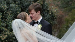 Chapel Hill Wedding at Forest Hall at Chatham Mills