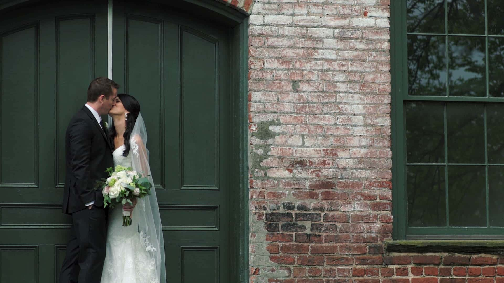 Melrose Knitting Mill Wedding in Downtown Raleigh NC