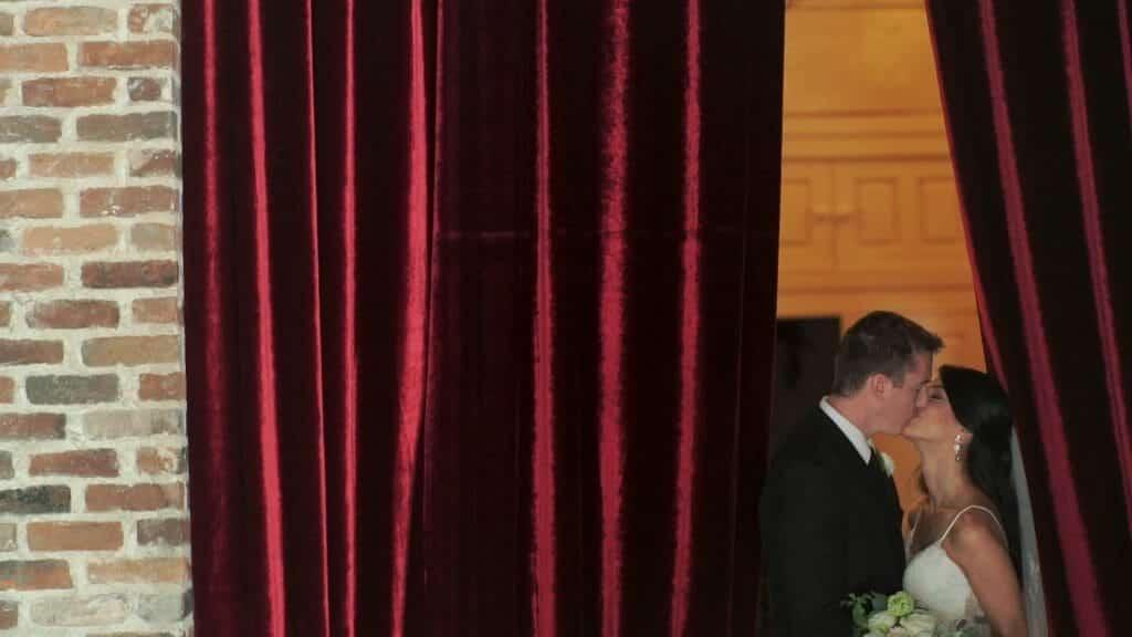 Melrose Knitting Mill Wedding Kiss