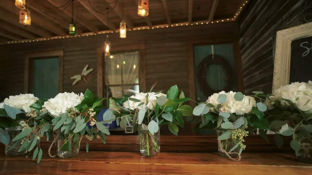 Chapel Hill Carriage House Bouquets