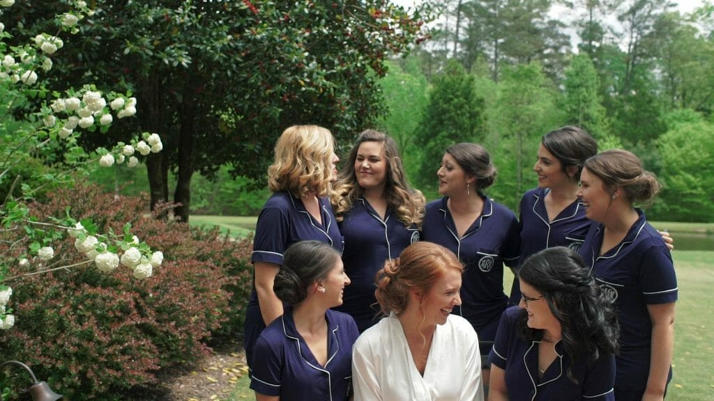 Chapel Hill Carriage House Bridesmaids