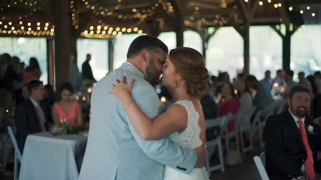 Chapel Hill Carriage House First Dance