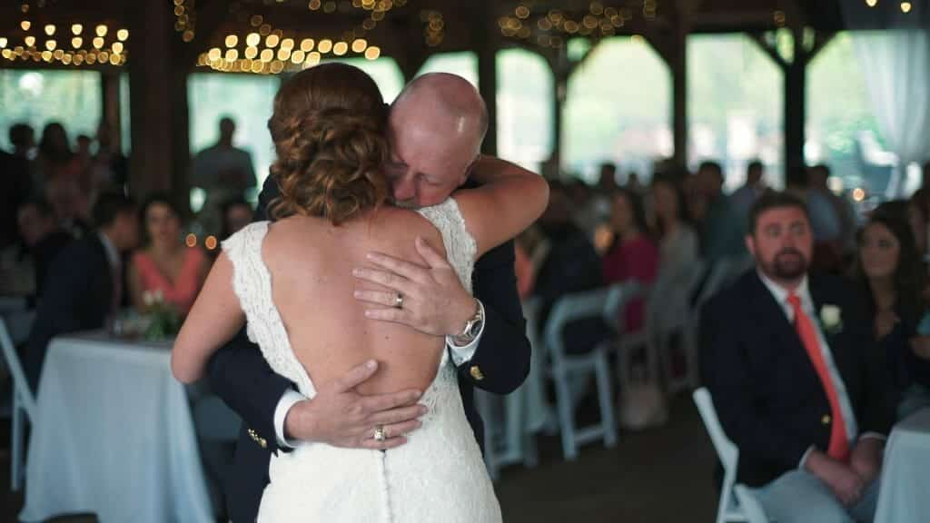 Step Father and Bride Dance