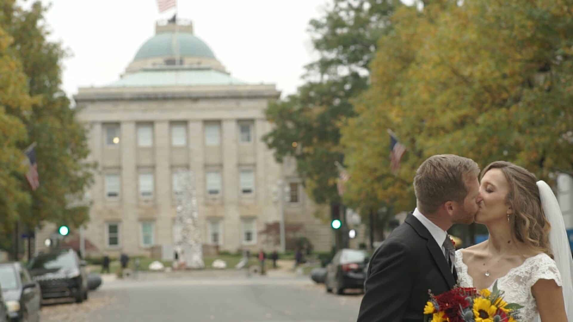 Wedding Videography in Raleigh