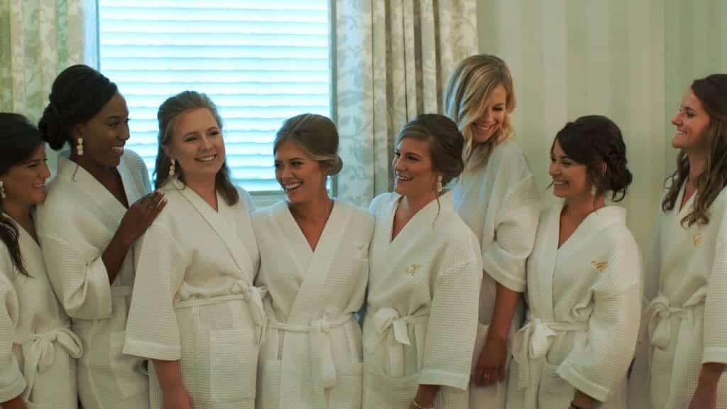Charlotte Bridesmaids Robes