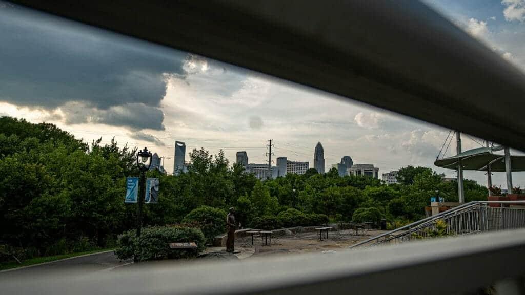 Midtown Charlotte Skyline