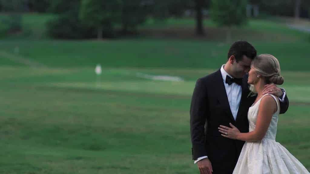 Quail Hollow Bride and Groom