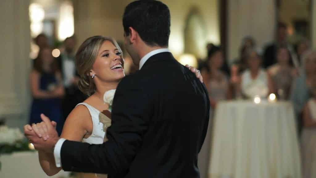 Quail Hollow Wedding First Dance