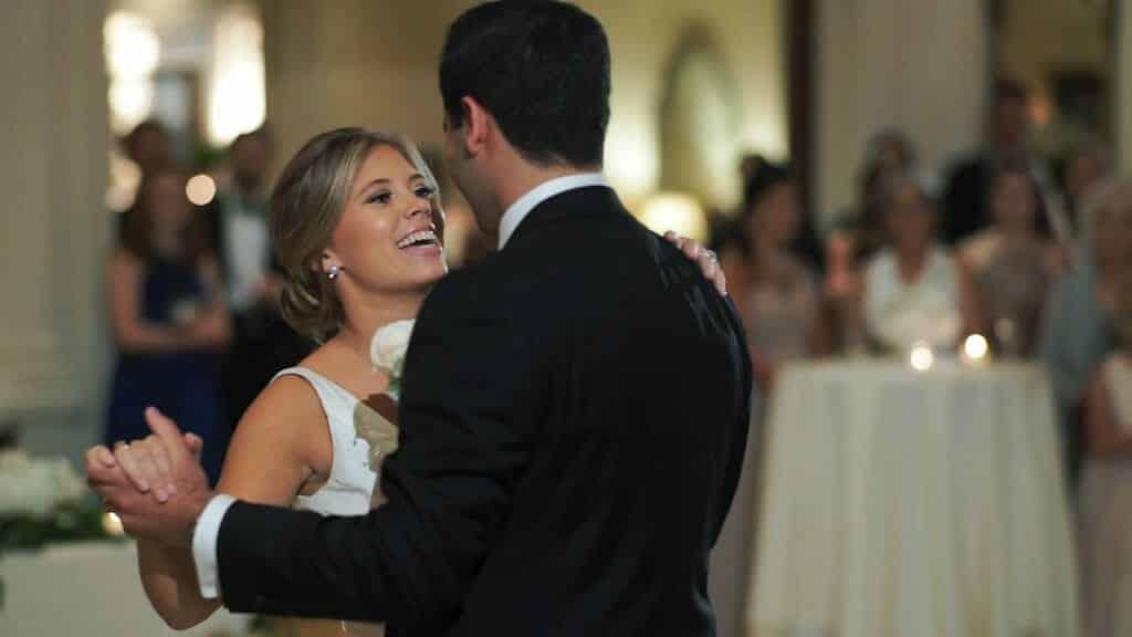 Quail Hollow Wedding First Dance