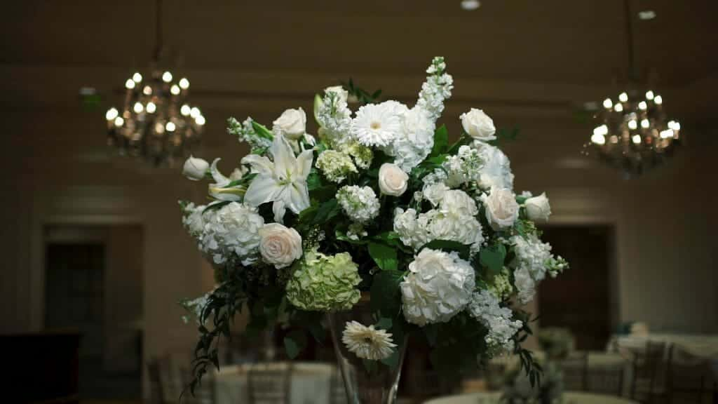 Quail Hollow Wedding Florals