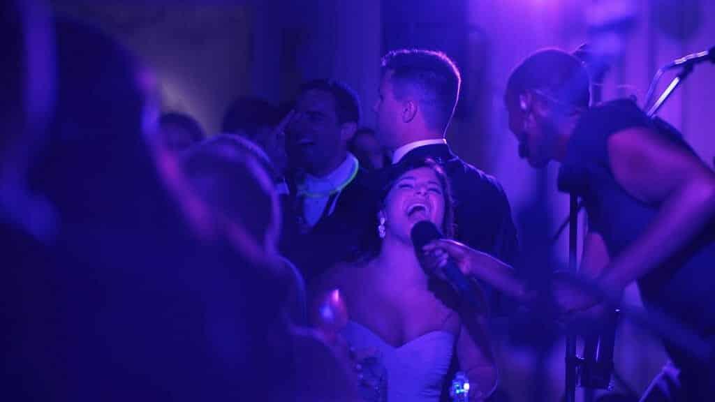 Quail Hollow Wedding Reception