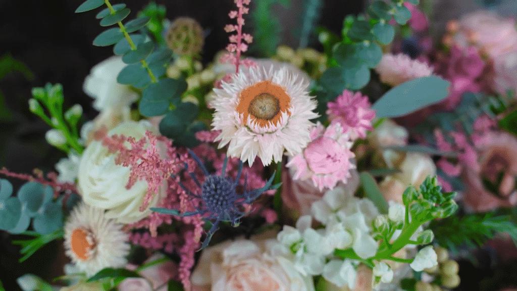 bridal florals nc