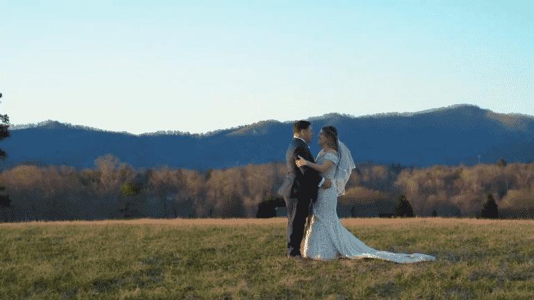 Brian & Kate | The Farm near Asheville, NC