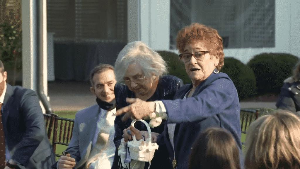 flower grandma raleigh wedding