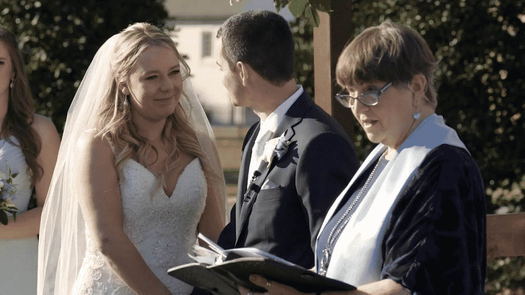 hired officiant raleigh
